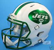 NEW YORK JETS (2015 COLOR-RUSH) Riddell Speed Authentic Helmet