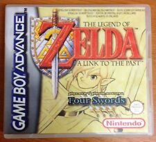 The legend of zelda: a link to the past rpg custom Nintendo Game Boy Advance GBA
