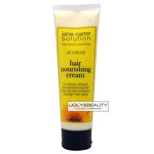 Jane Carter Hair Nourishing Cream 4.5 Oz. / 126 g Ultra Light HairDress