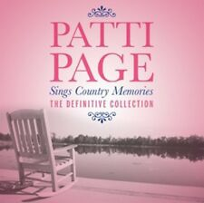 Patti Page - Definitive Collection [New CD] UK - Import
