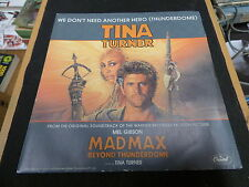 Tina Turner : we don't need another hero ( Thunderdome ) - capitol record 200713