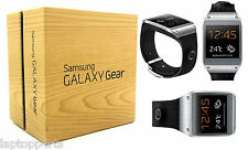 Samsung Galaxy Gear SM-V700 Bluetooth Smart Watch Super Amoled Display BLACK