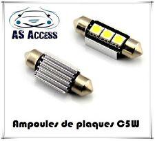 Ampoules de plaque à Led type C5W pour AUDI