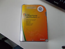 Microsoft Office Home and Student 2007 Originalsoftware