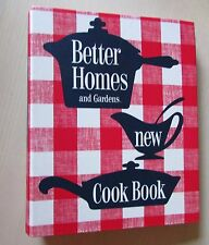 Better Homes and Gardens New Cookbook 2005 Reprint of 1953 Edition HC 5-Ring