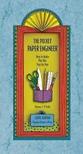 The Pocket Paper Engineer, Volume 3: V-Folds: How to Make Pop-Ups Step-by-Step,