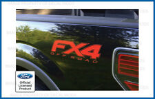 12 13 Ford F150 FX4 Off Road Decals FR Appearance Package Stickers Set Truck FX