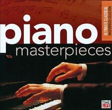 ULTIMATE CLASSICAL PIANO MASTERPIECES (Time-Life Collection) 3 CD SET [B42]