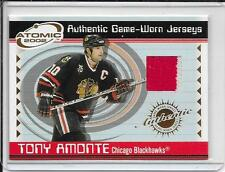01-02 Atomic Tony Amonte 2Clr Jersey # 8