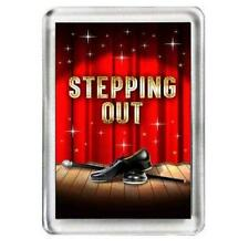 Stepping Out. The Play. Fridge Magnet.