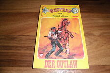 Robert Ullman -- der OUTLAW // Western TB # 1179 von 1980 mit BILLY the KID