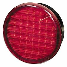 Rear Fog Light: LED Fog Lamp 122mm 24v with Red Lens | HELLA 2NE 964 169-341