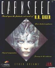 DarkSeed PC CD dark alien world portal horror survival adventure game H.R. Giger