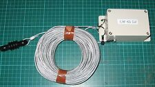 LW-40-DX  HF 160 -6m Multiband Long Wire Antenna / Aerial for icom kenwood yaesu
