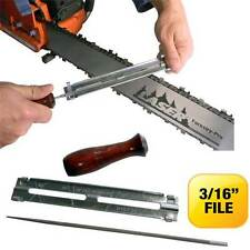 "NEW Laser 3/16"" Chainsaw sharpening kit. 3/16 sharpening kit for chain saw chain"