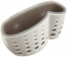 Casabella Sink Sider Suction Sponge & Dish Brush Holder - Dish Washing Caddy