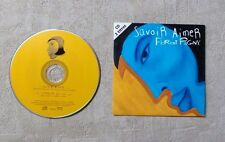 "CD AUDIO MUSIQUE / FLORENT PAGNY ""SAVOIR AIMER"" 2T CD SINGLE 1997 CARDSLEEVE"