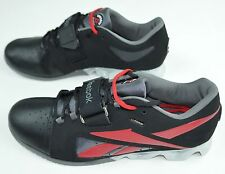 Reebok 7.5 Crossfit Oly U-Form Lifter Men's Shoes Black Red Powerlifting J88180
