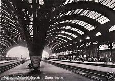 # MILANO: STAZIONE CENTRALE - TETTOIE INTERNE - 1955