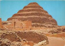 BR2924 Sakkara King Zoser s step pyramid    egypt