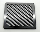 100mm 10cm Square Metal steel Gully Grid Heavy Grate Drain Cover like cast iron