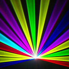 250mW Red+Blue+Green FullColor RGB Animation Laser Stage Light KTV DJ Show SHINP