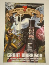 SEVEN SOLDIERS OF VICTORY  DC COMICS VOLUME 1 GRANT MORRISON    9781845762360