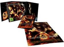 DIE TRIBUTE VON PANEM 1 - THE HUNGER GAMES - FAN EDITION + Poster 2 DVDs