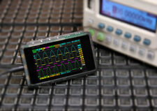 DS203 Mini 4-channel Digital Storage Oscilloscope 8MHz 72MSa/s TFT Display WISH