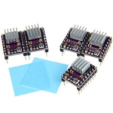 5x Geeetech Stepper motor driver DRV8825 & heatsink & sticker Prusa Makerbot