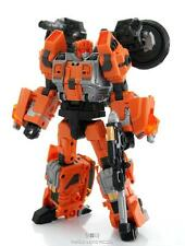 New Warbotron Transformers WB03-A Afterburner Computron Action Figure In Stock