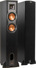 PAIR FLOOR STANDING SPEAKERS KLIPSCH R-24F R24 F BRAND NEW WARRANTY SPECIAL SALE