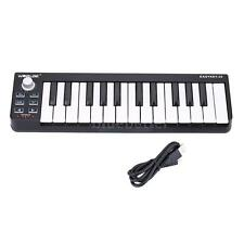Worlde Easykey.25 MIDI Keyboard 25 Velocity-Sensitive Mini E8QG