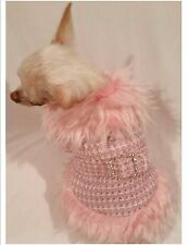 Fashionista Dog Coat/Small Dog clothing/xs,s,m,l
