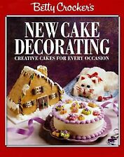 Betty Crocker's New Cake Decorating Creative Cakes For Every Occasion HB Book