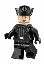 LEGO STAR WARS General Hux MINIFIG brand new from Lego set #75104