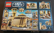 RETIRED NEW LEGO Star Wars NO 9516 Jabba's Palace SEALED BOX GREAT VALUE PERFECT