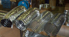 """Flex Duct - Wire / 12"""" x 25' Section   -  Flexible Ducting"""