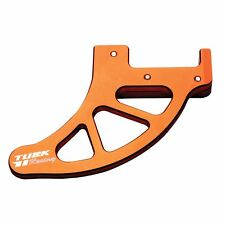 Tusk Billet Rear Disc Brake Guard Orange KTM 125 150 200 250 300 350 450
