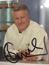 6x4 Hand Signed Photo of Celebrity Chef Brian Turner