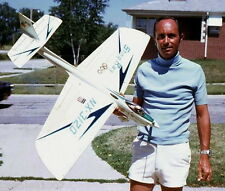"Model Airplane Plans (UC): STING RAY 54""ws Stunt for .35 by Bob Gialdini"