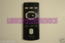 SONY RM-X151 RMX151 Replacement Car Audio Stereo Remote Control Pre-Owned