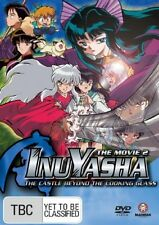 Inu Yasha Movie 02 - The Castle Beyond The Looking Glass (DVD, 2006) New Region4