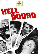 HELL BOUND - 1957 DVD - John Russell, Stuart Whitman, June Blair, Margo Woode