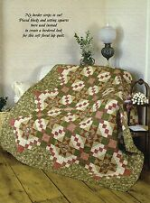 Country Inn Quilt Pattern Pieced CP