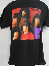 NEW - RAMONES END OF THE CENTURY BAND / CONCERT / MUSIC T-SHIRT MEDIUM