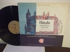 """Haydn Drum Roll Symphony"",Vanguard SRV 166SD,US,LP,stereo,classical,Mint-"