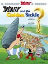 Asterix and the Golden Sickle by René Goscinny (2004, Hardcover)