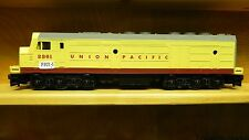 UNION PACIFIC RAILROAD FP45 #2361 DIESEL ENGINE WILLIAMS O GAUGE GIZMO TRAINS