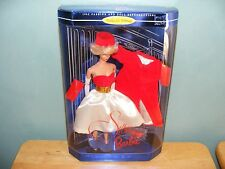 1997 Collector Edition SILKEN FLAME Blonde Barbie 1962 Fashion Repro #18449 NEW